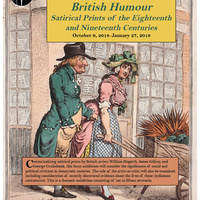 Focus Exhibition: British Humour: Satirical Prints of the Eighteenth and Nineteenth Centuries