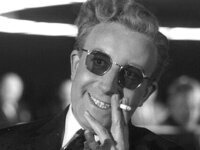 DR. STRANGELOVE OR: HOW I LEARNED TO STOP WORRYING AND LOVE THE BOMB - just $3!