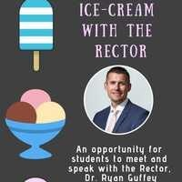 Ice Cream with the Rector