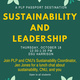 Sustainability and Leadership