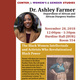 CWGS FDP Speaker Series: The Black Women Intellectuals and Activists Who Revolutionized Black Power by Ashley Farmer (AADS)