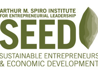 Sustainable Entrepreneurs and Economic Development