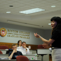 Full-Time and Part-Time MBA Student Panel