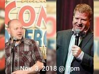 Comedy Night - live comedy @ The Ink - Drink Washington State & Eternal Wines
