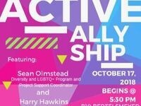 Active Ally-ship! LGBT History Month Speakers