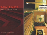 Brinda Somaya and Mary Woods: Book Launch and Lecture