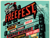 WTMD Welcomes Virgin Mobile Freefest
