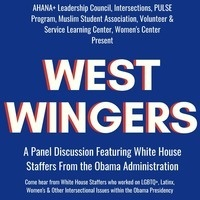 West Wingers: A Panel Discussion Featuring White House Staffers from the Obama Administration