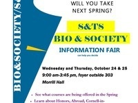 Department of Science and Technology Studies Open House