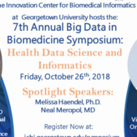 The Annual Big Data in Biomedicine Symposium