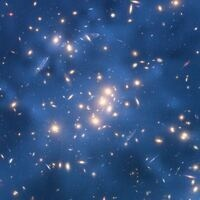 """""""The Dark Side of the Universe"""" Lecture by Dr. Neta A. Bahcall, Princeton University"""