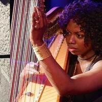 Performance and Reflections of 1960's Black Music with Brandee Younger & Courtney Bryan