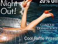 Cool Night Out at Contour Dermatology