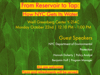 From Reservoir to Tap: How NYC Gets its Water