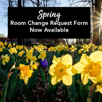 Spring Semester Housing Change Requests Due