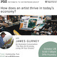 """James Gurney: """"The New Art Economy: Living Off Your Dreams"""""""