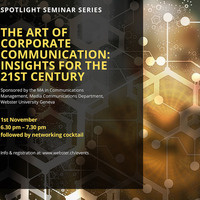The art of corporate communication: insights for the 21st century