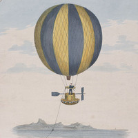 Come Fly Away: Images of Flight from the Vail Rare Book Collection