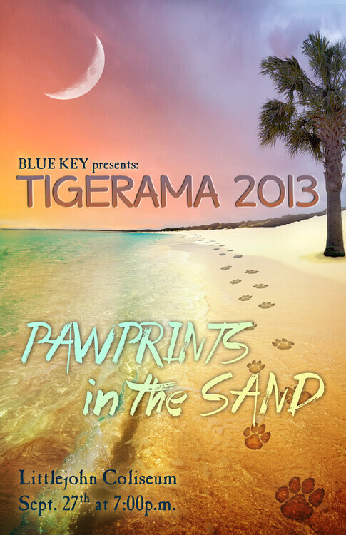 Tigerama 2013: Pawprints in the Sand