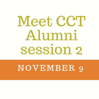 Meet CCT Alumni, Session 2