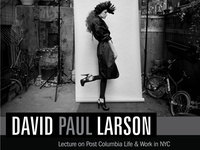 David Paul Larson talk