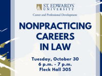 Nonpracticing Careers in Law