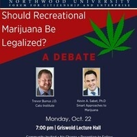 DEBATE: Should recreational marijuana be legalized?