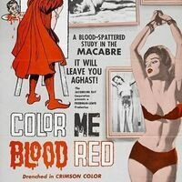 Color Me Blood Red (Herschell Gordon Lewis Trilogy)