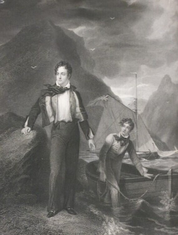 """Lord Byron, Thomas Moore and the Cosmopolitan Reach of Irish Literature"""