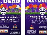 Day of the Dead at SCBG