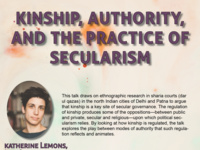 Kinship, Authority, and the Practice of Secularism