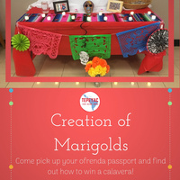 Dia de Los Muertos: Creation of the Marigolds