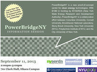 PowerBridgeNY Information Session