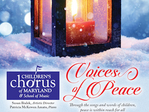 Children's Chorus of Maryland Annual Holiday Concert!
