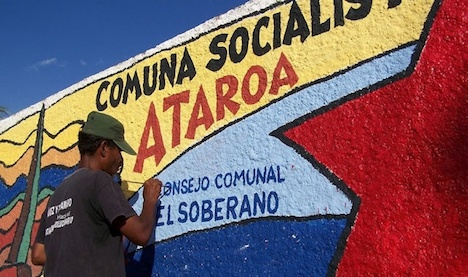 """""""Venezuela: Crisis, Communes, and the State"""" A L.A. Public Issues Forum, by George Ciccariello-Maher, Hemispheric Institute of Performance & Politics"""