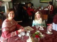 Traditional Mother Daughter Tea @ Cameo Heights Mansion