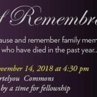 7th Annual Gathering of Remembrance