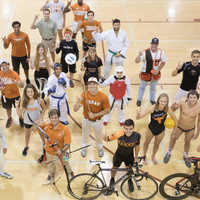 UT Sport Clubs Canned Food Drive