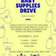 Baby Supplies Drive For A Cause