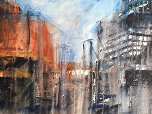 Workshop | Fun and Spontaneous Watercolors with Ken Karlic