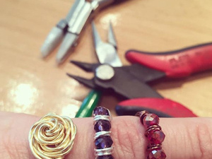 Workshop | Wire Wrapped Rings