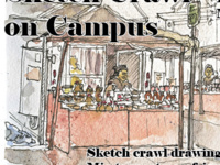 Sketch Crawl on Campus