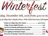College Place Winterfest @ College Place City Hall