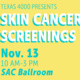 Texas 4000 Free Skin Cancer Screening
