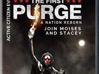 Movie night: The First Purge
