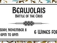 Beaujolais: Battle of the Cru's @ The Thief Fine Wine & Beer