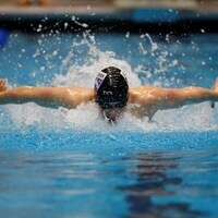 Kenyon College Men's Swimming and Diving vs  Kenyon Fast Chance Invite