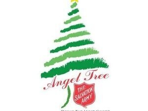 Salvation Army Angel Tree at Shops at Kenilworth