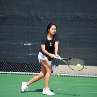 Kenyon College Women's Tennis vs  The College of Wooster