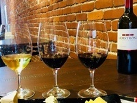 Flights After 5: Wine-Cheese-Jazz @ Armstrong Family Winery